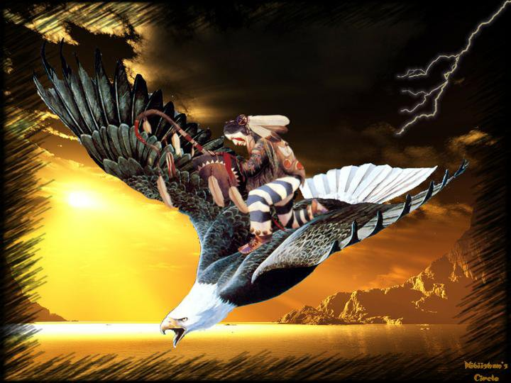 Wiccan Eagle, Wicca Girls
