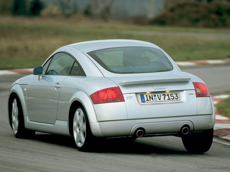 2000 Audi TT Coupe Specifications, Pictures, Prices
