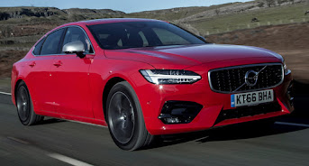 Volvo S90 D4 R-Design on test