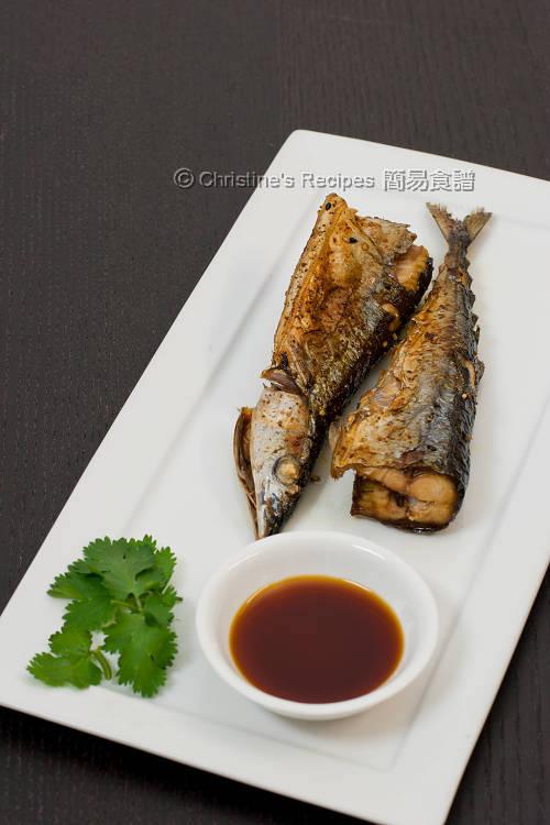 Grilled Sanma01