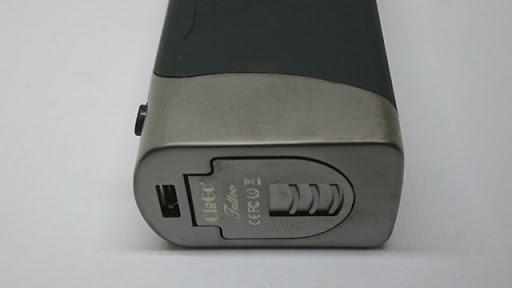 DSC 1387 thumb%25255B3%25255D - 【MOD】「CigGo Paraxis Vapor Tattoo 75 TC BOX MOD」レビュー。ドットLEDとシングル18650で使いやすい小型MOD。VAPEレベルを磨け!【温度管理TC-VW対応-電子タバコ】