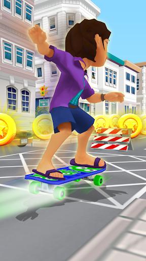 Skater Rush - Endless Skateboard Game 1.1.7 screenshots 2