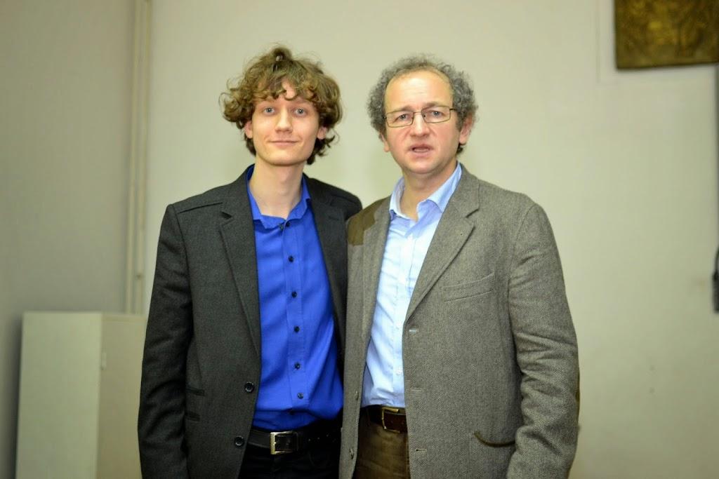 Conferinta Despre martiri cu Dan Puric, FTOUB 266