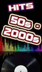 Live 1000 Hits Oldies Radio Sweet 50s-2000s 2.0 APK Mod for Android 2