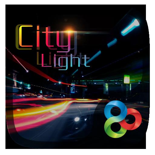 City Light GO Launcher Theme