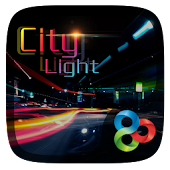 City Light GO Launcher Theme