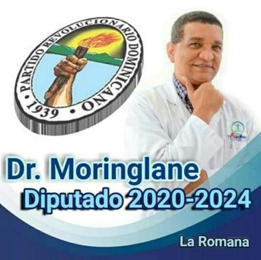 Resultado de imagen para DR. MORINGLANE DIPUTADO