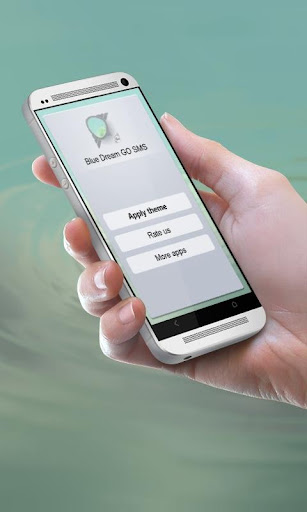 ブルードリーム GO SMS