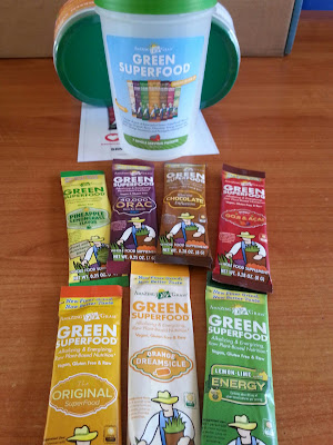 #AmazingGrass Green Super Foods #momsmeet