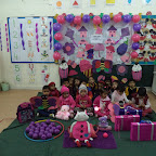 Pink and Purple Colour Day WKSN (Nursery ) 18/01/2016