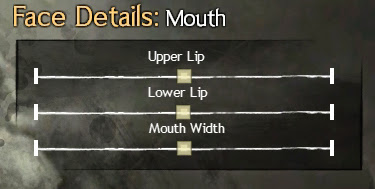 Guild Wars 2 Mouth