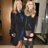 OIC - ENTSIMAGES.COM - Tiffany Watson  and Racheal Hird at the  Britain's Next Top Model - UK TV premiere airing tonight at 9pm on Lifetime in London 14th January 2016 Photo Mobis Photos/OIC 0203 174 1069