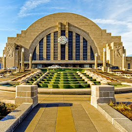 Museum Center by Richard Michael Lingo - Buildings & Architecture Public & Historical ( historic, buildings, cincinnati, union terminal, architecture )