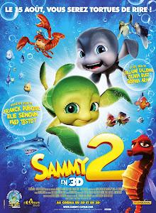 Cuộc Phiêu Lưu Của Chú Rùa Sammy 2 - Sammys Adventures 2 poster