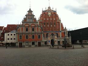 Riga sight seeing
