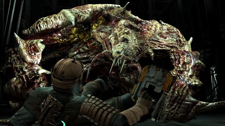 BioRecombinator Necromorphs from the game and movieDead Space 3 Monsters