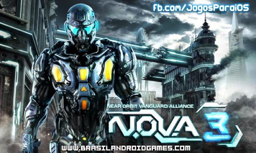 N.O.V.A. 3 - Near Orbit Vanguard Alliance Imagem do Jogo