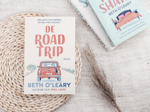 Boek Review   Beth O'Leary - De Roadtrip