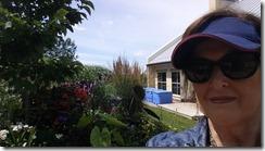 Connie @ Luckett Vineyards, NS