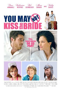 You May Not Kiss the Bride Poster