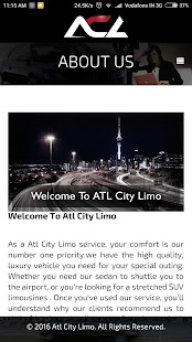 ATL City Limo- screenshot thumbnail