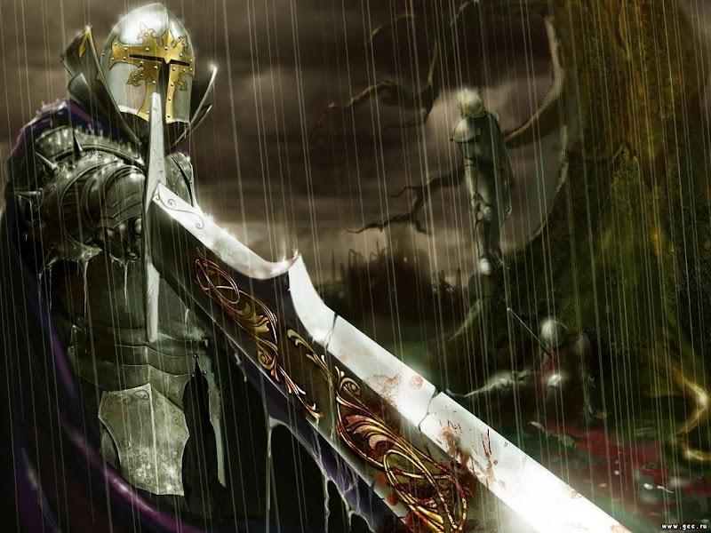 Scary Warrior From Underworld, Warriors 2