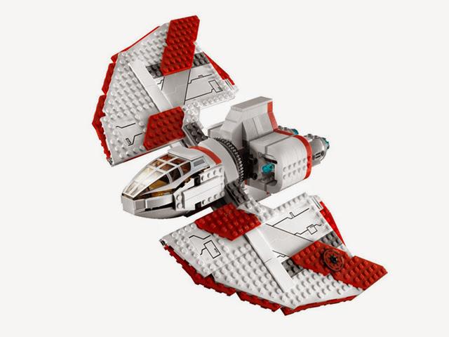 7931 レゴ T6ジェダイシャトル
