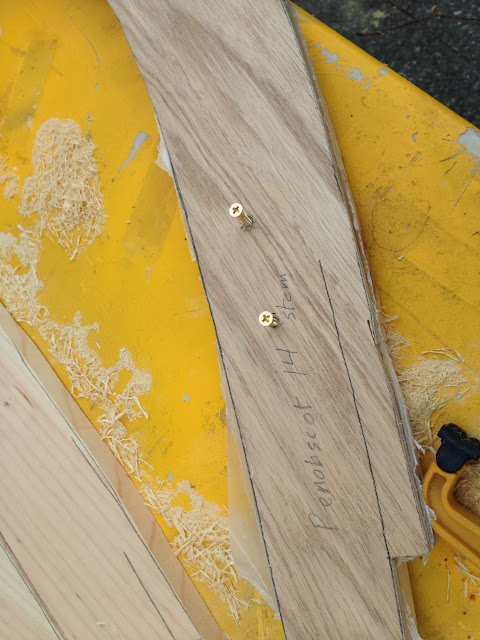 Small Boat Restoration: Penobscot 14 ST  JACQUES