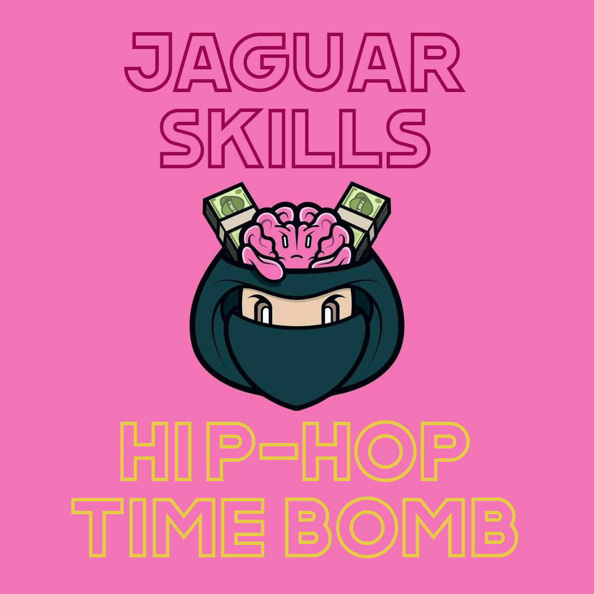 JAGUAR SKILLS HIP-HOP TIME BOMB | 1983 - 1990/91 - 2000 - 2010 MUSIKGESCHICHTE ALS MIXTAPES