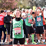 OIC - ENTSIMAGES.COM - Camilla Rutherford at the  Virgin Money London Marathon on Blackheath in London, England. 24th April 2016 Photo Mobis Photos/OIC 0203 174 1069