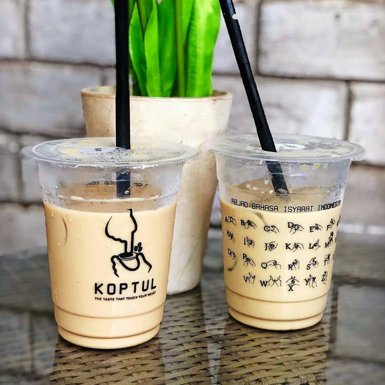 koptul kopi tuli cafe