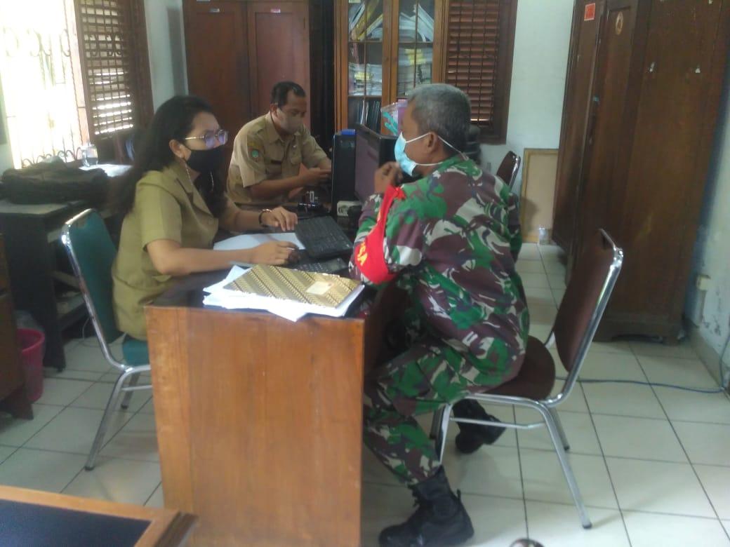 Serka Aris : TNI Adalah Anak Kandung Rakyat