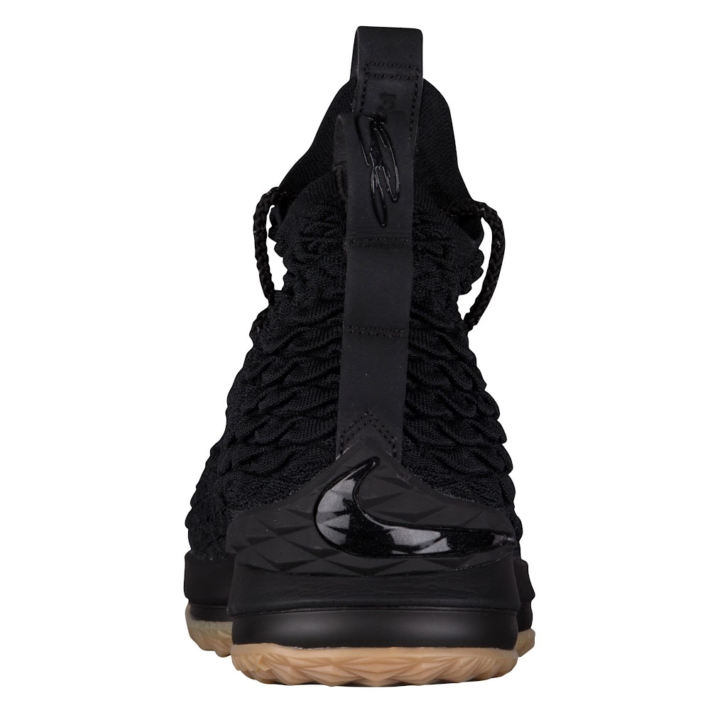 e6c17451745 ... Nike LeBron 15 in Black and Gum Slated for December ...