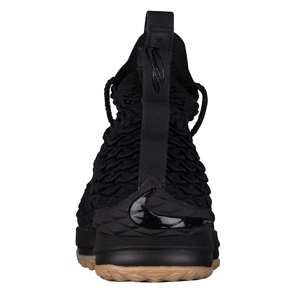 Nike LeBron 15 in Black and Gum Slated for December