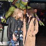 OIC - ENTSIMAGES.COM - Olivia Cox and  Kat Shoob at the   Teenage Mutant Ninja Turtles Out Of The Shadows Gala Screening  Vue West End in London  29th May 2016 Photo Mobis Photos/OIC 0203 174 1069
