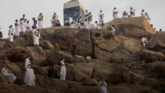 Hari Kedua Haji, Semua Jamaah Bebas Corona.