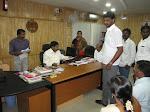 Nomination filing - Pradeepkumar - Virudhunagar