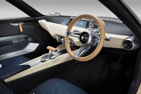 Nissan IDx Freeflow Interior