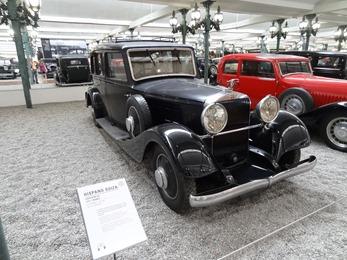 2017.08.24-162 Hispano-Suiza Limousine K6 1935