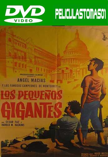 Los pequeños gigantes (1960) DVDRip