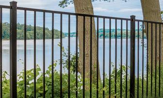 Afsco Fence Amp Deck Pools Ornamental Saratoga Springs