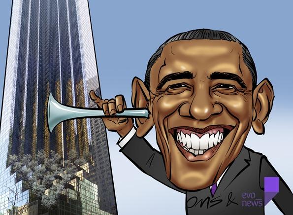 Obama listening