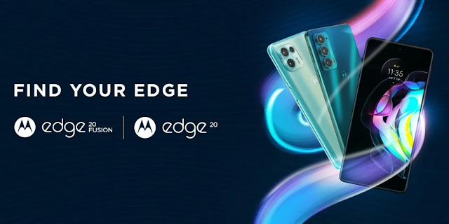 Motorola Edge 20 Series With 108 MP Triple Cameras Launched In India, See Details
