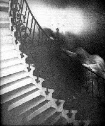 10 Scariest Ghostly Images And Recordings