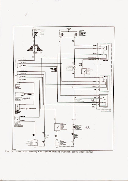 Rx300 Wiring Diagram Wiring Diagram