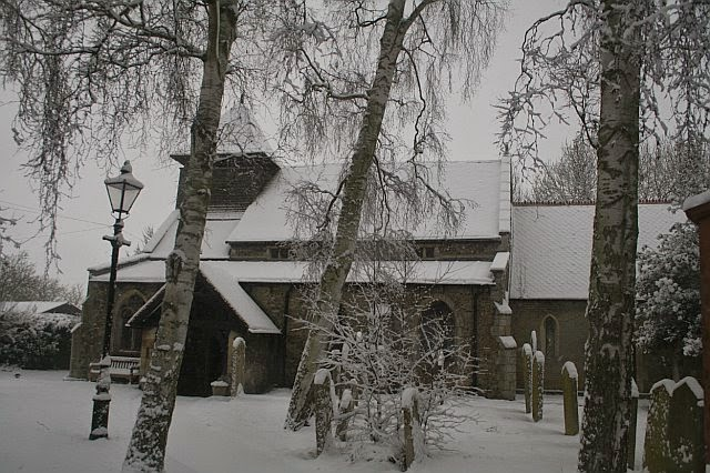 Woodhurst In the Snow - February 2009 - picture39.jpg
