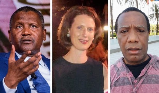 EXPOSED!! Dangote Allegedly Drugged & Raped Another Man's Pregnant Wife (FACT CHECK)