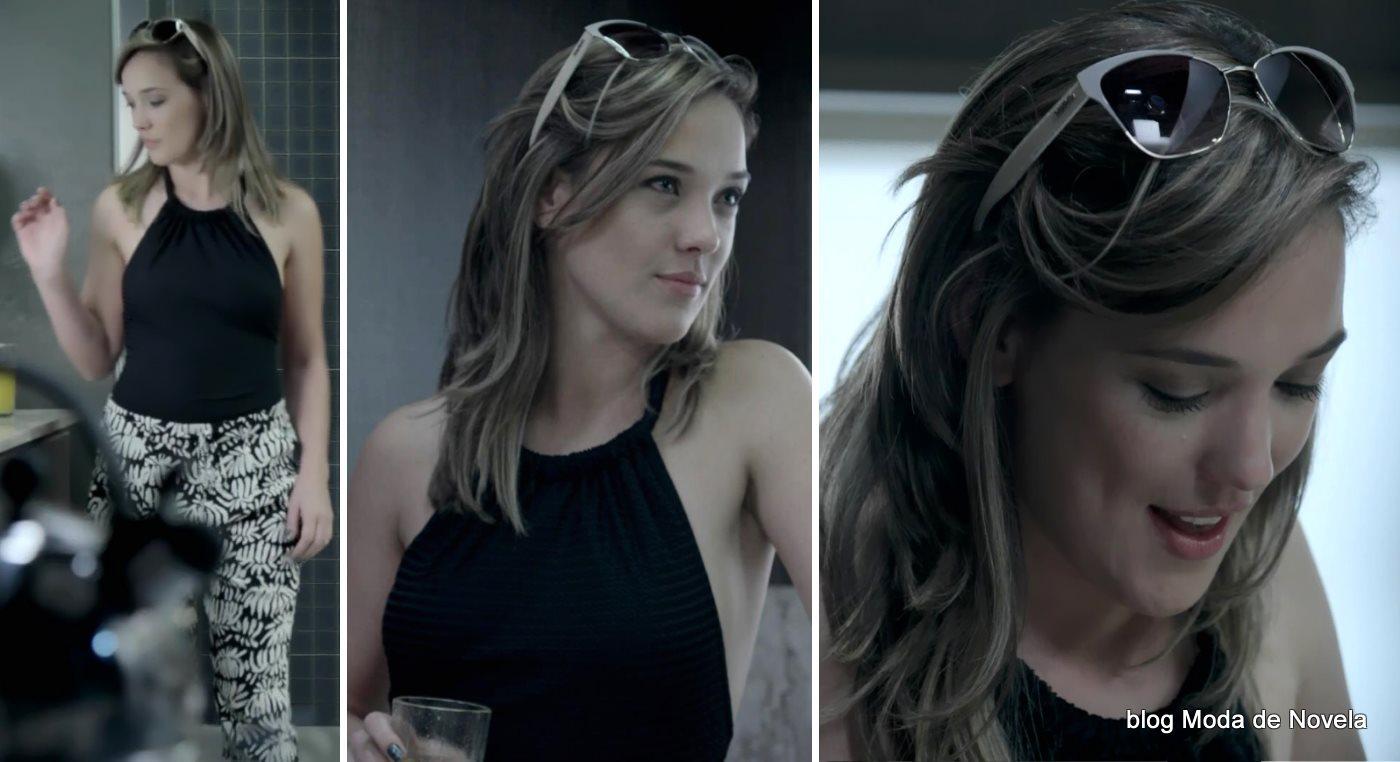 moda da novela Império - look Amanda dia 29 de setembro
