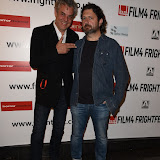 OIC - ENTSIMAGES.COM - Danny Huston and Bernard Rose at the Film4 Frightfest on Saturday    of  Frankenstein UK Film Premiere at the Vue West End in London on the 29th August 2015. Photo Mobis Photos/OIC 0203 174 1069