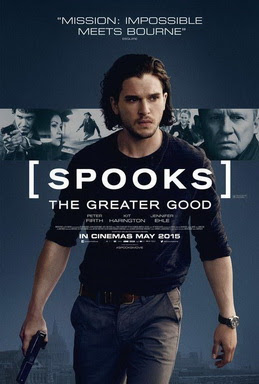 [MOVIES] スプークス:ザ・グレーター・グッド / SPOOKS : THE GREATER GOOD (2016)
